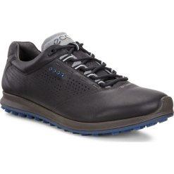 Golfy męskie: ECCO Men's Golf Biom Hybrid 2 – Czarny – 39