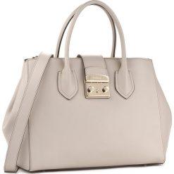 Torebka FURLA - Metropolis 920457 B BML2 VFO Vaniglia. Brązowe torebki klasyczne damskie marki Furla, ze skóry, duże. W wyprzedaży za 949,00 zł.