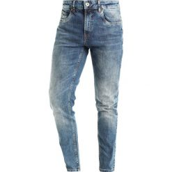 Pier One Jeansy Slim Fit  blue denim. Niebieskie rurki męskie marki House, z jeansu. W wyprzedaży za 134,10 zł.