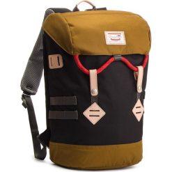 Plecak DOUGHNUT - D104-0314-F Black/Khaki. Czarne plecaki męskie Doughnut, z materiału. W wyprzedaży za 299,00 zł.