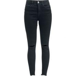 Noisy May Lexi Jeansy damskie czarny. Czarne jeansy damskie marki Noisy May, z jeansu. Za 62,90 zł.