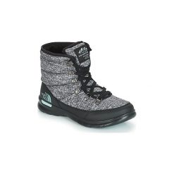 Śniegowce The North Face  W THERMOBALL LACE II. Szare buty zimowe damskie The North Face. Za 399,00 zł.