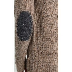 Swetry rozpinane męskie: Key Largo TRENCE HILL Kardigan stone melange