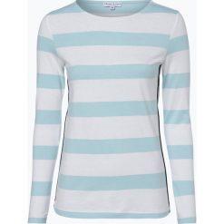 Marie Lund - Damska koszulka z długim rękawem, zielony. Niebieskie bluzki sportowe damskie marki Marie Lund, l, z haftami. Za 99,95 zł.