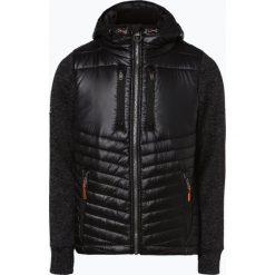 Superdry - Kurtka męska, czarny. Czarne kurtki męskie pikowane Superdry, m. Za 399,95 zł.