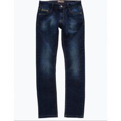 Blue Effect - Jeansy chłopięce REGULAR FIT, niebieski. Niebieskie chinosy chłopięce Blue Effect, z jeansu. Za 150,00 zł.
