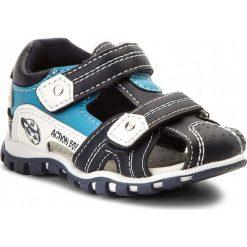 Sandały chłopięce: Sandały ACTION BOY – CM170706-32 Granatowy
