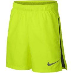 Nike Szorty Chłopięce B Nk Dry Short 6in Challgr Volt Black Xl. Czarne spodenki chłopięce Nike, z materiału, sportowe. Za 105,00 zł.