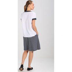 Bluzki asymetryczne: Armor lux Bluzka blanc