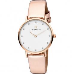 Zegarek kwarcowy w kolorze biało-różowozłotym. Żółte, analogowe zegarki damskie Esprit Watches, metalowe. W wyprzedaży za 104,95 zł.