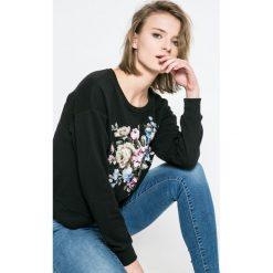Haily's - Bluza. Szare bluzy damskie Haily's, l, z aplikacjami, z bawełny, bez kaptura. W wyprzedaży za 59,90 zł.