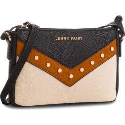 Torebka JENNY FAIRY - RS0106 Mix. Czarne listonoszki damskie Jenny Fairy. Za 59,99 zł.