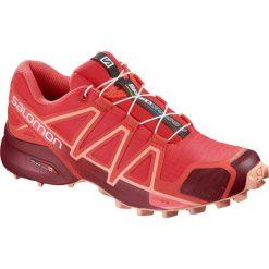 Buty sportowe damskie: Salomon Buty damskie Speedcross 4 W Hibiscus/Red Dahlia/Peach r. 38 (404638)