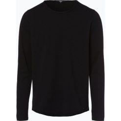 Bejsbolówki męskie: Tigha - Męska bluza nierozpinana – Milo, czarny