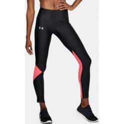 Spodnie sportowe damskie: Under Armour Spodnie damskie Armour Fly Fast Tight czarno-różowe r. XS (1320322-002)