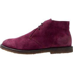 Ca'Shott Sznurowane obuwie sportowe bordo. Czerwone buty sportowe damskie Ca'Shott, z materiału. Za 589,00 zł.