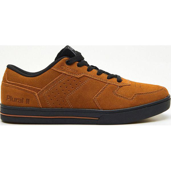 7df42d969fa44 Skórzane sneakersy - Żółty - Żółte sneakersy męskie Cropp, bez ...