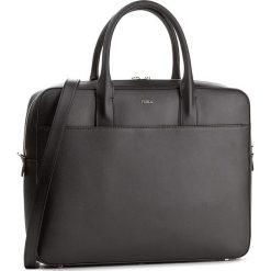 Torba na laptopa FURLA - Marte 889576 B U290 ATT Onyx. Czarne plecaki męskie Furla, ze skóry. W wyprzedaży za 1309,00 zł.