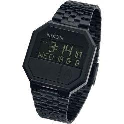 Biżuteria i zegarki: Nixon Re-Run - All Black Zegarek na rękę czarny