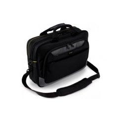 """Targus CityGear 15-17.3"""" Laptop Topload Black DARMOWA DOSTAWA DO 400 SALONÓW !!. Czarne torby na laptopa Targus. Za 266,89 zł."""