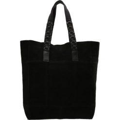 Shopper bag damskie: Vero Moda VMJOLLA SUEDE Torba na zakupy black