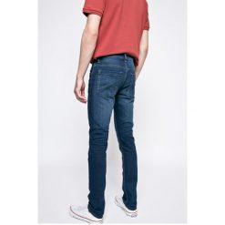 Blend - Jeansy Cirrus. Brązowe jeansy męskie skinny marki Blend, l, z bawełny, bez kaptura. W wyprzedaży za 99,90 zł.