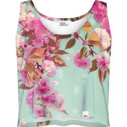 Colour Pleasure Koszulka damska CP-035 221 różowo-miętowa r. XL-XXL. T-shirty damskie Colour pleasure, xl. Za 64,14 zł.