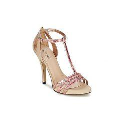 Sandały Menbur  LANTEIRA. Czerwone sandały trekkingowe damskie marki Nike. Za 463,20 zł.