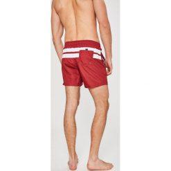 Pepe Jeans - Kąpielówki Ebro. Różowe kąpielówki męskie Pepe Jeans, l, z jeansu. W wyprzedaży za 164,90 zł.