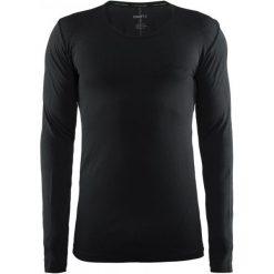 Craft Koszulka Męska Active Comfort Ls Czarna Xl. Czarne odzież termoaktywna męska Craft, m, z długim rękawem, na fitness i siłownię. W wyprzedaży za 119,00 zł.