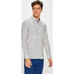 Medicine - Koszula Basic. Szare koszule męskie na spinki marki House, l, z bawełny. Za 99,90 zł.