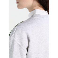 Bluzy rozpinane damskie: 12 Midnight Bluza grey