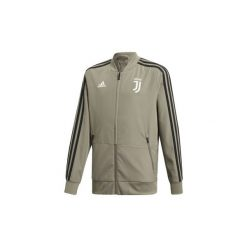 Bluzy dresowe adidas  Bluza wyjściowa Juventus. Zielone bluzy dresowe męskie Adidas, m. Za 279,00 zł.