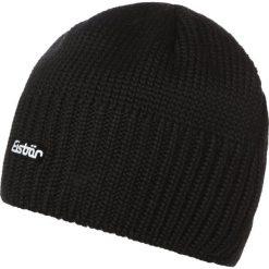 Eisbär TROP Czapka schwarz. Czarne czapki męskie Eisbär, z materiału. W wyprzedaży za 125,30 zł.
