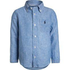 Polo Ralph Lauren Koszula light blue. Niebieskie koszule chłopięce Polo Ralph Lauren, z bawełny, polo. Za 319,00 zł.