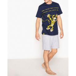 Piżamy męskie: Bawełniana piżama z nadrukiem, Marsupilami