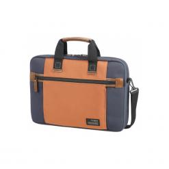 Torby na laptopa: Samsonite Sideways 15.6″ niebiesko-pomarańczowa