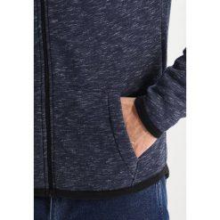 Bejsbolówki męskie: Hollister Co. ATHLETIC ICON Bluza rozpinana navy