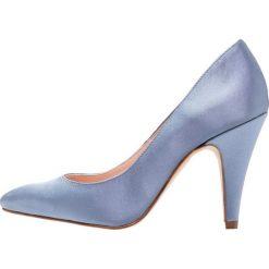 Buty damskie: mint&berry Szpilki blue