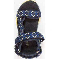 Fullstop. Sandały trekkingowe dark blue. Szare sandały chłopięce marki fullstop., z materiału. Za 129,00 zł.
