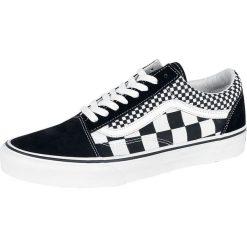 Vans Old Skool Buty sportowe czarny/biały. Szare buty skate męskie marki Vans, z materiału. Za 244,90 zł.