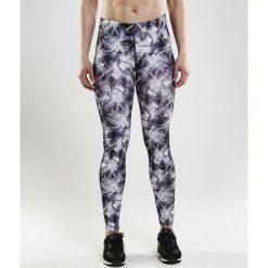 Spodnie damskie: Craft Spodnie damskie Eaze Tights Czarno-białe r. L (1905881 – 118999)