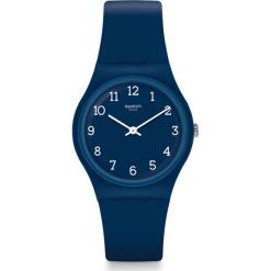 ZEGAREK SWATCH GENT. Niebieskie zegarki męskie Swatch, sztuczne. Za 200,00 zł.