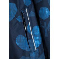 Reima BABY REIMATEC JACKET PIHLAJA Kurtka zimowa navy. Niebieskie kurtki chłopięce zimowe marki Reima, z materiału. W wyprzedaży za 377,10 zł.