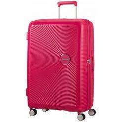 American Tourister Walizka Soundbox 77, Pink. Różowe walizki American Tourister. W wyprzedaży za 649,00 zł.