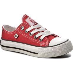 Trampki dziewczęce: Trampki BIG STAR - W374002 Red