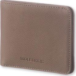 Portfel Moleskine Horizontal Wallet Lineage taupe. Czerwone portfele męskie marki Pakamera. Za 260,00 zł.