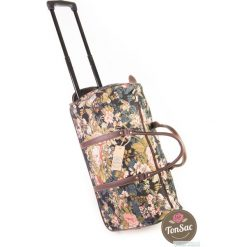 Torba podróżna na kółkach-Ton Sac 'Fleurette'. Szare torby podróżne Pakamera. Za 274,00 zł.