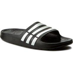 Klapki dziewczęce: Klapki adidas – Duramo Slide K G06799 Black1/Runwht/Black1