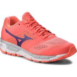 Buty MIZUNO - Synchro Mx J1GF161966 Pomarańczowy. Niebieskie buty do biegania damskie marki Salomon, z gore-texu, na sznurówki, gore-tex. W wyprzedaży za 259,00 zł.
